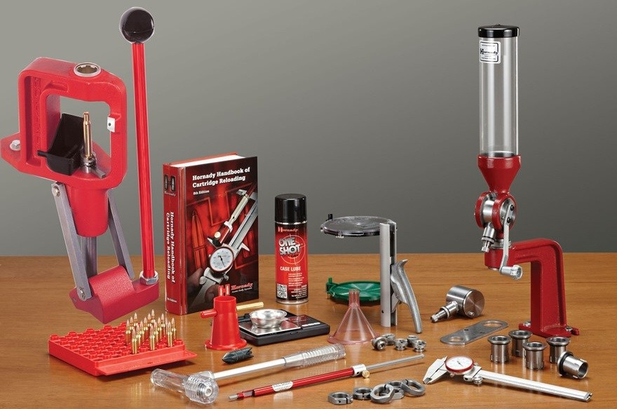 Hornady Reloading Press Review