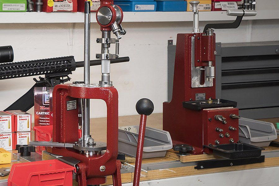 Purchasing The Best Reloading Press