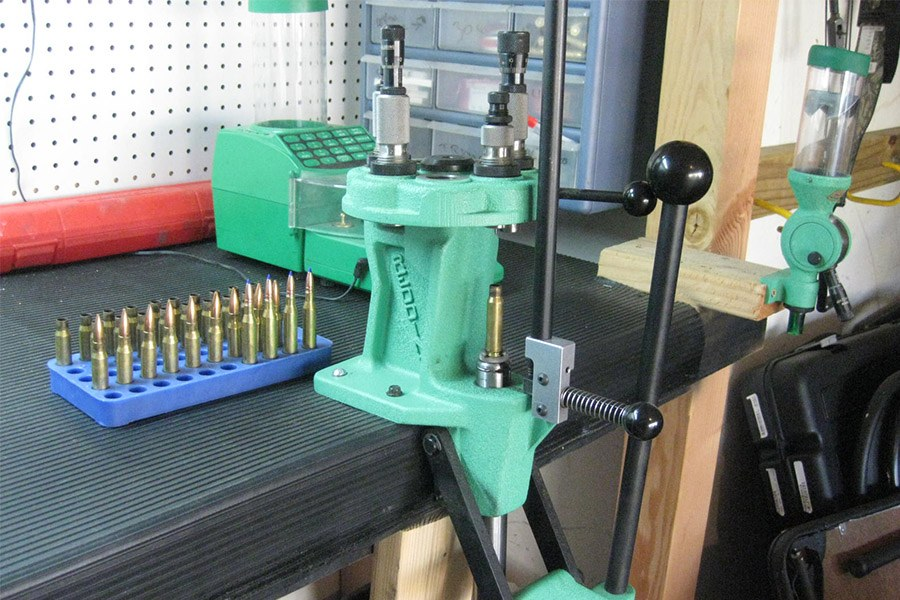 A Guide To Reloading Presses